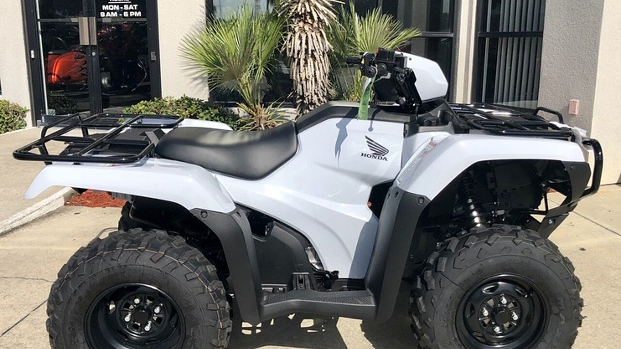 2017 Honda FourTrax Foreman 4x4 ES EPS for sale 200609576