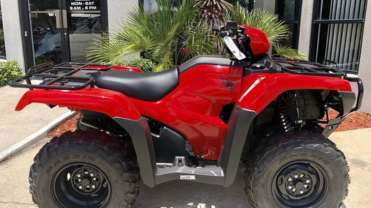 2017 Honda FourTrax Foreman 4x4 ES EPS for sale 200624761