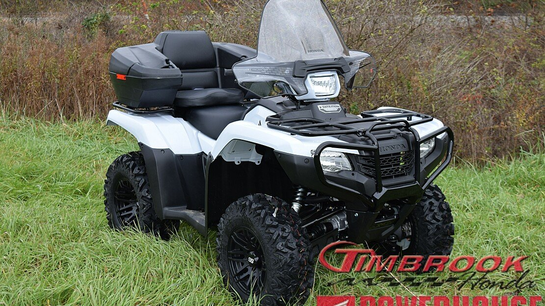 2017 Honda FourTrax Foreman 4x4 for sale 200643736