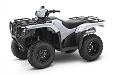 2017 Honda FourTrax Foreman for sale 200381383