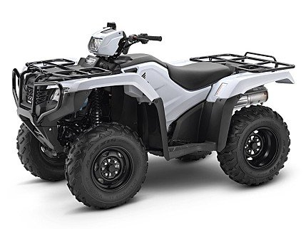 2017 Honda FourTrax Foreman for sale 200446243