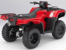 2017 Honda FourTrax Foreman for sale 200458707