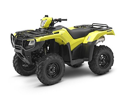 2017 Honda FourTrax Foreman for sale 200458886