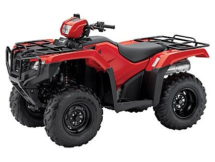 2017 Honda FourTrax Foreman for sale 200467093