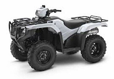 2017 Honda FourTrax Foreman for sale 200484712