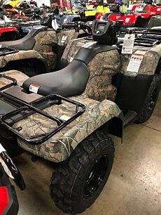 2017 Honda FourTrax Foreman for sale 200501733