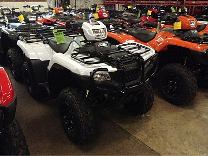 2017 Honda FourTrax Foreman for sale 200501795