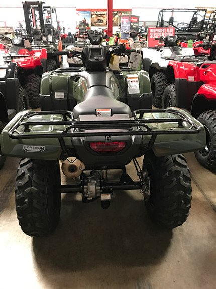 2017 Honda FourTrax Foreman for sale 200501975