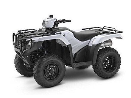 2017 Honda FourTrax Foreman for sale 200521151