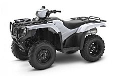 2017 Honda FourTrax Foreman for sale 200523804