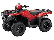 2017 Honda FourTrax Foreman for sale 200556253