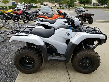 2017 Honda FourTrax Foreman for sale 200601930