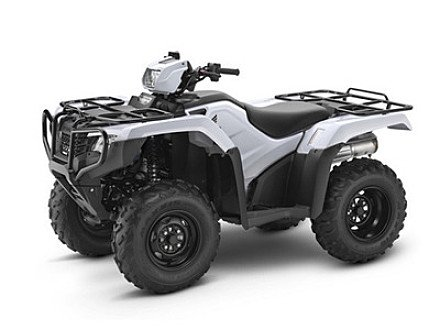 2017 Honda FourTrax Foreman for sale 200626002
