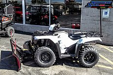 2017 Honda FourTrax Foreman for sale 200631153