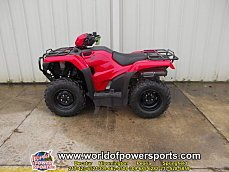 2017 Honda FourTrax Foreman 4x4 ES EPS for sale 200636754