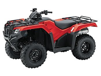 2017 Honda FourTrax Rancher 4x4 ES for sale 200362443