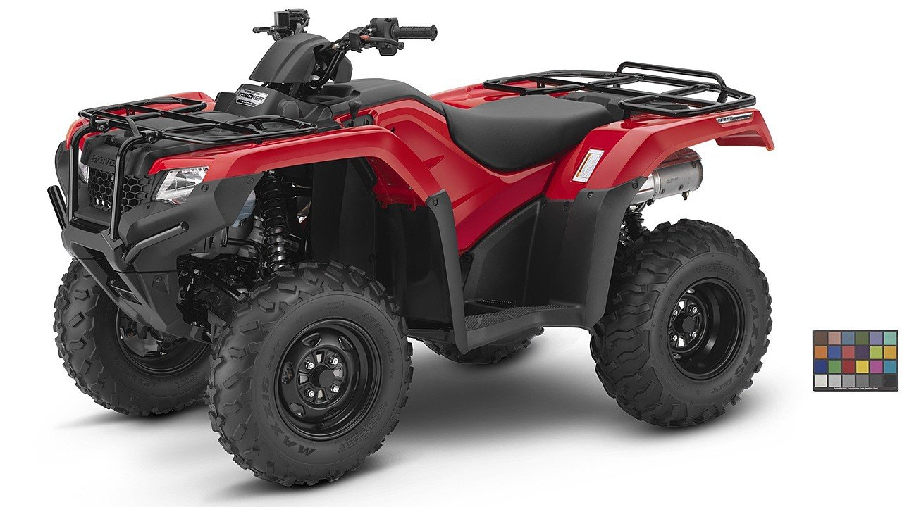 2017 Honda FourTrax Rancher for sale 200362474