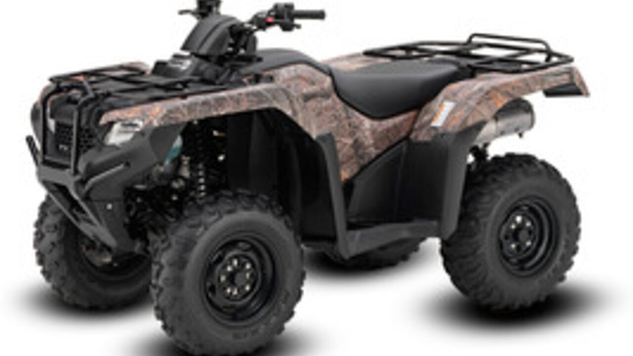 2017 Honda FourTrax Rancher for sale 200366873