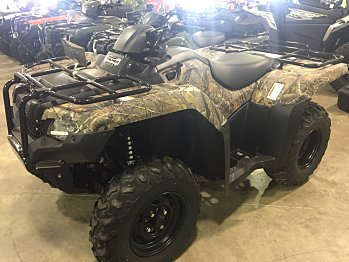 2017 Honda FourTrax Rancher 4X4 for sale 200368283