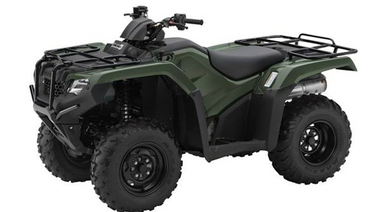 2017 Honda FourTrax Rancher for sale 200378612