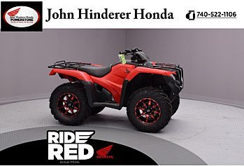 2017 Honda FourTrax Rancher for sale 200378644