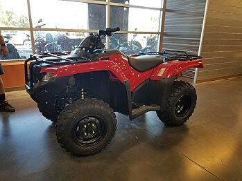 2017 Honda FourTrax Rancher for sale 200386829