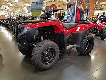 2017 Honda FourTrax Rancher 4X4 for sale 200386847