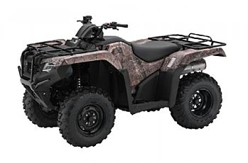 2017 Honda FourTrax Rancher 4x4 Automatic DCT IRS EPS for sale 200401494