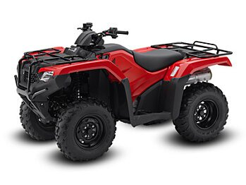 2017 Honda FourTrax Rancher 4x4 ES for sale 200405315