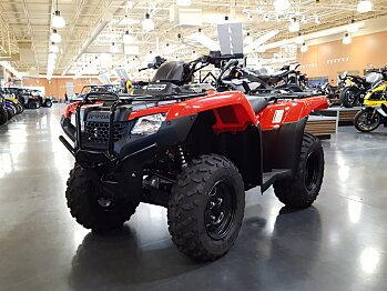 2017 Honda FourTrax Rancher 4x4 Automatic DCT IRS for sale 200422644