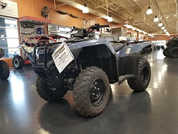 2017 Honda FourTrax Rancher 4x4 Automatic DCT EPS for sale 200426308