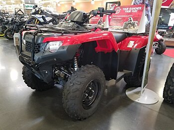 2017 Honda FourTrax Rancher 4x4 ES for sale 200428638