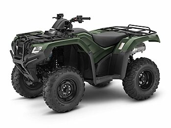 2017 Honda FourTrax Rancher 4x4 Automatic DCT IRS for sale 200429488