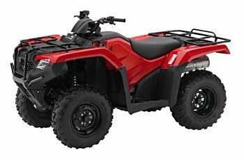 2017 Honda FourTrax Rancher for sale 200430478