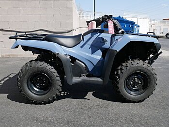 2017 Honda FourTrax Rancher 4x4 Automatic DCT EPS for sale 200435519