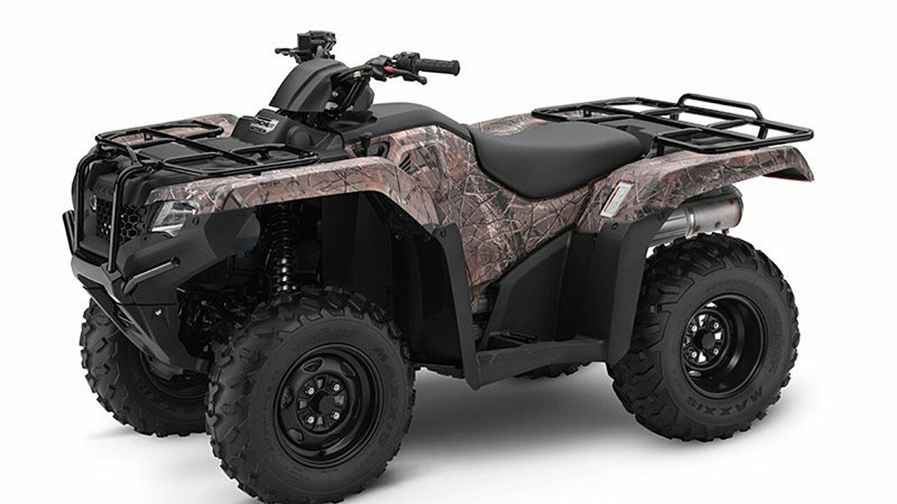 2017 Honda FourTrax Rancher 4X4 for sale 200438997