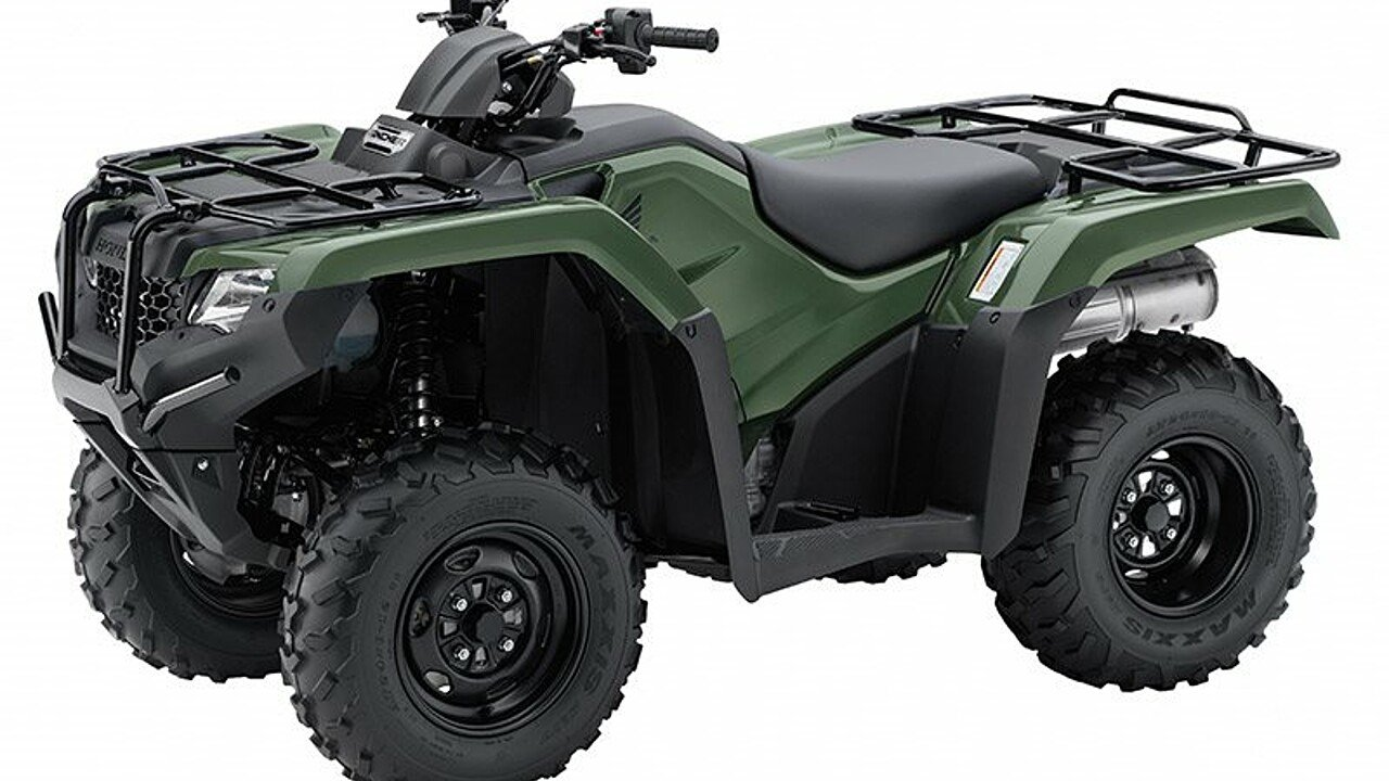2017 Honda FourTrax Rancher 4x4 ES for sale 200439004