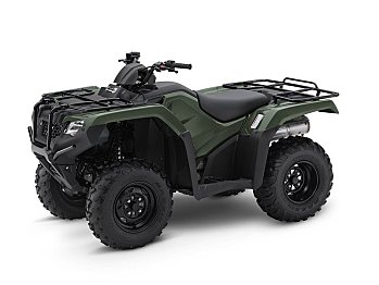 2017 Honda FourTrax Rancher for sale 200439005