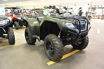 2017 Honda FourTrax Rancher 4x4 Automatic DCT IRS for sale 200445603