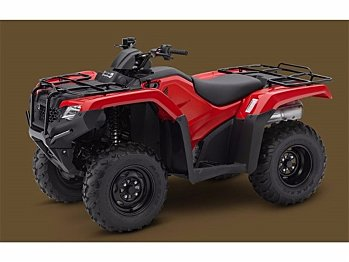 2017 Honda FourTrax Rancher for sale 200452912