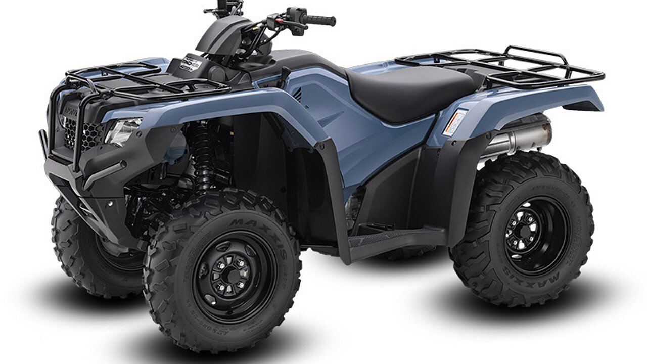 2017 Honda FourTrax Rancher for sale 200452923