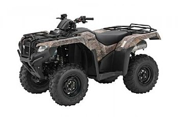 2017 Honda FourTrax Rancher 4x4 Automatic DCT IRS EPS for sale 200453166