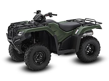 2017 Honda FourTrax Rancher for sale 200458723