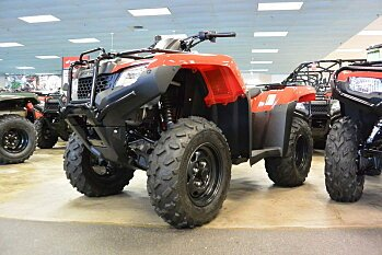 2017 Honda FourTrax Rancher 4x4 for sale 200461624