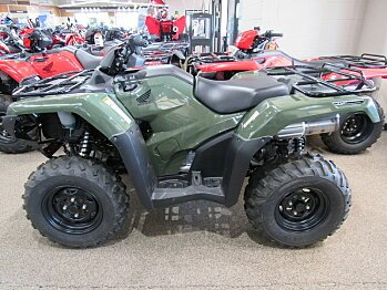 2017 Honda FourTrax Rancher 4x4 Automatic DCT IRS for sale 200461932