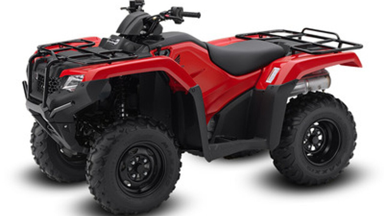 2017 Honda FourTrax Rancher for sale 200463918