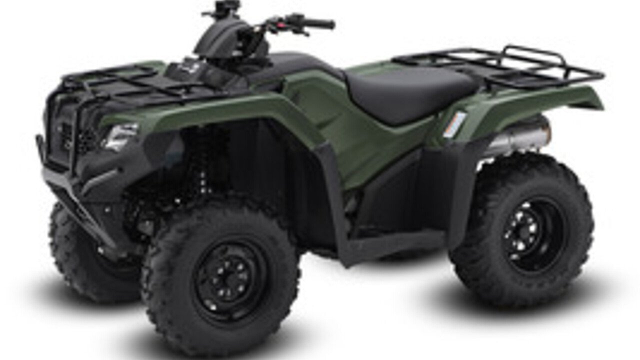 2017 Honda FourTrax Rancher for sale 200466019