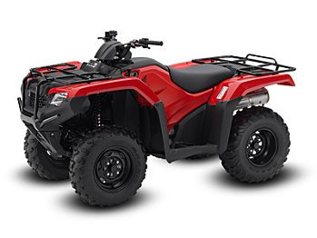 2017 Honda FourTrax Rancher 4x4 for sale 200473028
