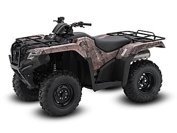 2017 Honda FourTrax Rancher for sale 200489005