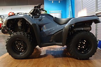 2017 Honda FourTrax Rancher 4x4 Automatic DCT EPS for sale 200490020